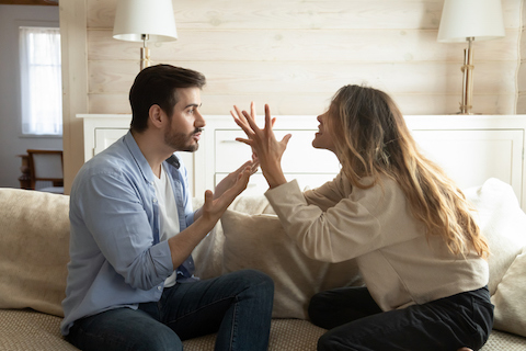 fixing your partner, caretaker, conflict, resistance