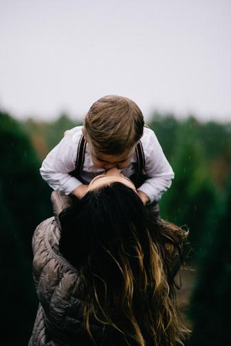 Loving parenting