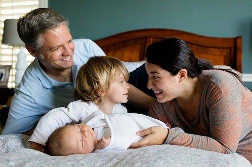 loving parenting, children, healthy children