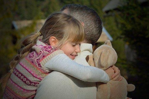 loving hugs, genuine hugs, yucky hugs