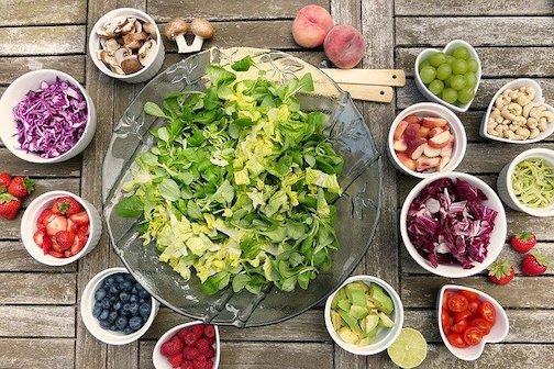 healthy food, health